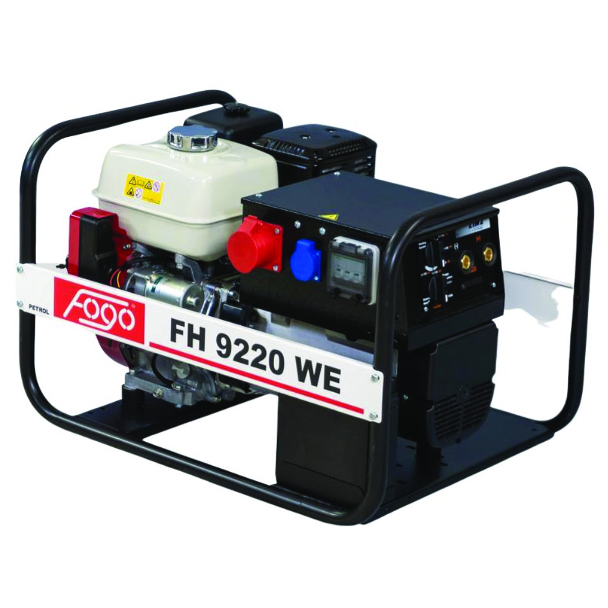 Agregat prądotwórczy z modułem spawalniczym FH 9220 TW FOGO